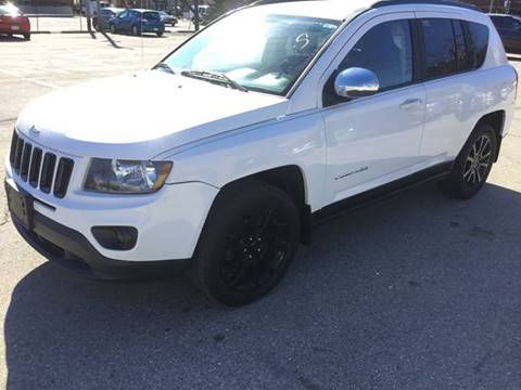 2013 Jeep Compass for sale in Madison, WI