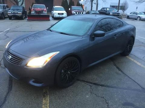 2008 Infiniti G37 for sale at Steve's Auto Sales in Madison WI