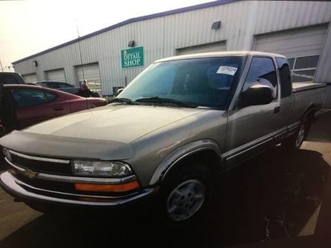 1999 Chevrolet S-10 for sale at Steve's Auto Sales in Madison WI