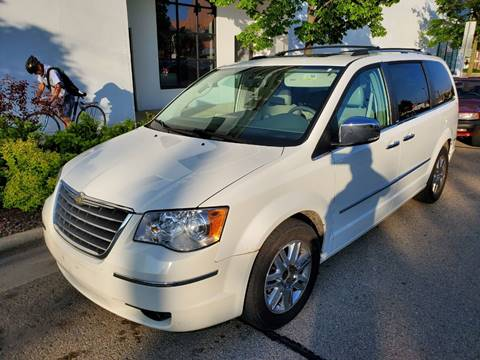 2010 Chrysler Town and Country for sale at Steve's Auto Sales in Madison WI