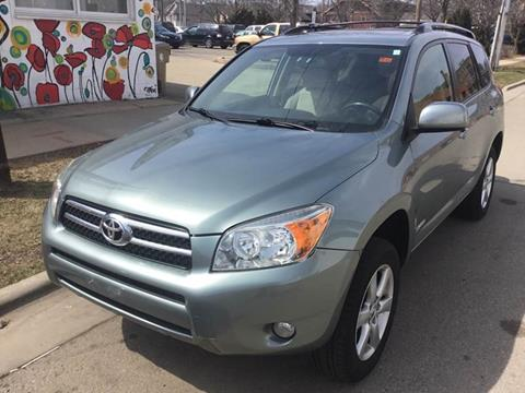 2007 Toyota RAV4 for sale at Steve's Auto Sales in Madison WI