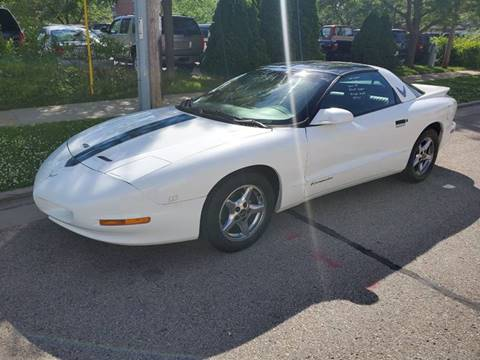 1996 Pontiac Firebird for sale at Steve's Auto Sales in Madison WI