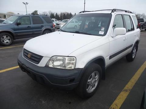 2001 Honda CR-V for sale at Steve's Auto Sales in Madison WI