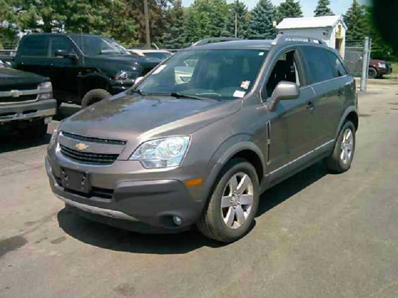 2012 Chevrolet Captiva Sport for sale at Steve's Auto Sales in Madison WI