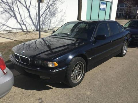 2001 BMW 7 Series for sale at Steve's Auto Sales in Madison WI