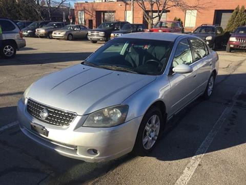2006 Nissan Altima for sale at Steve's Auto Sales in Madison WI