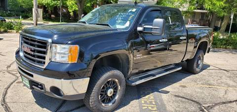 2009 GMC Sierra 2500HD for sale in Madison, WI