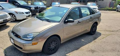 2004 Ford Focus for sale in Madison, WI