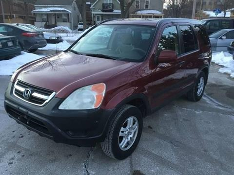 2003 Honda CR-V for sale at Steve's Auto Sales in Madison WI