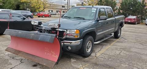 2006 GMC Sierra 2500HD for sale in Madison, WI