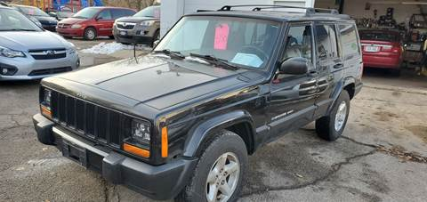 1999 Jeep Cherokee for sale in Madison, WI