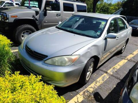 2004 Toyota Camry for sale at Steve's Auto Sales in Madison WI