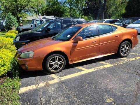 2005 Pontiac Grand Prix for sale at Steve's Auto Sales in Madison WI