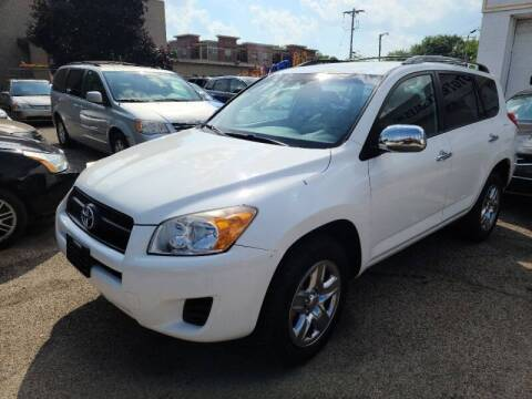 2010 Toyota RAV4 for sale at Steve's Auto Sales in Madison WI