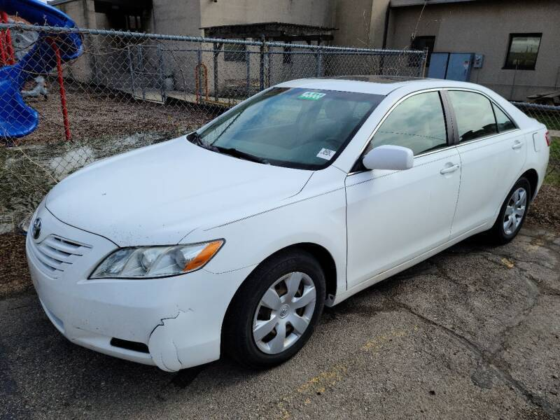 2007 Toyota Camry for sale at Steve's Auto Sales in Madison WI