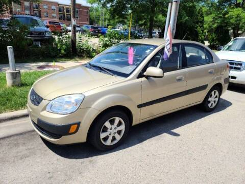 2009 Kia Rio for sale at Steve's Auto Sales in Madison WI