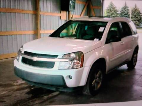 2005 Chevrolet Equinox for sale at Steve's Auto Sales in Madison WI