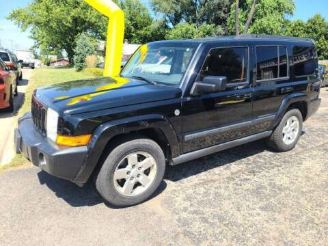 2007 Jeep Commander for sale at Steve's Auto Sales in Madison WI