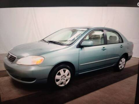 2006 Toyota Corolla for sale at Steve's Auto Sales in Madison WI