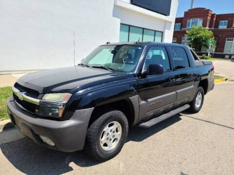 2004 Chevrolet Avalanche for sale at Steve's Auto Sales in Madison WI