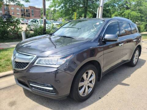 2014 Acura MDX for sale at Steve's Auto Sales in Madison WI