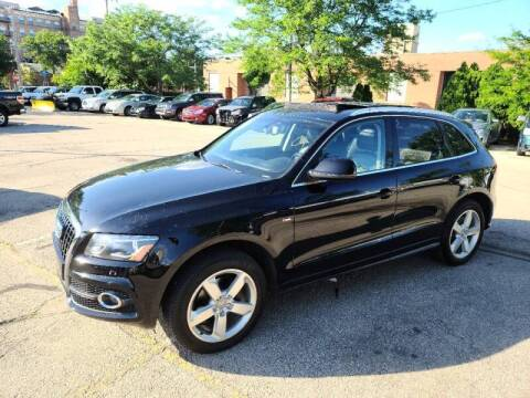 2012 Audi Q5 for sale at Steve's Auto Sales in Madison WI