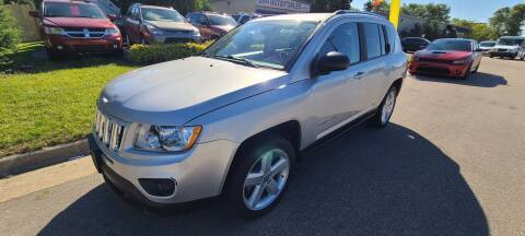 2012 Jeep Compass for sale at Steve's Auto Sales in Madison WI