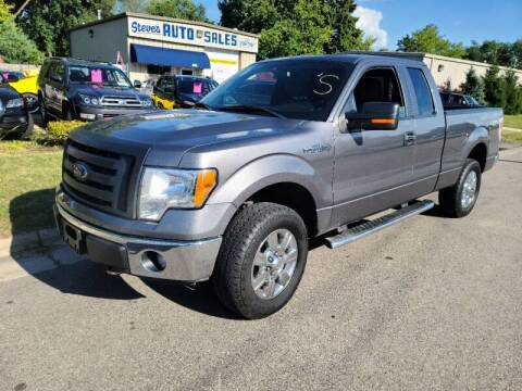 2011 Ford F-150 for sale at Steve's Auto Sales in Madison WI