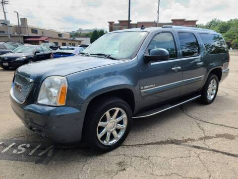 2007 GMC Yukon XL for sale at Steve's Auto Sales in Madison WI