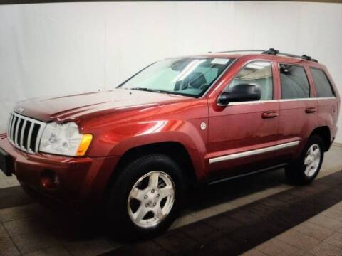 2007 Jeep Grand Cherokee for sale at Steve's Auto Sales in Madison WI