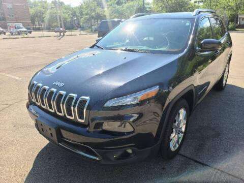 2014 Jeep Cherokee for sale at Steve's Auto Sales in Madison WI