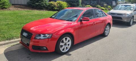 2010 Audi A4 for sale at Steve's Auto Sales in Madison WI