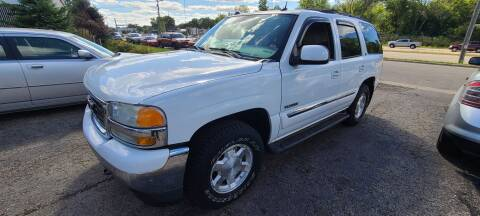 2005 GMC Yukon for sale at Steve's Auto Sales in Madison WI