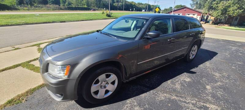 2008 Dodge Magnum for sale at Steve's Auto Sales in Madison WI