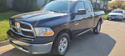 2010 Dodge Ram Pickup 1500 for sale at Steve's Auto Sales in Madison WI