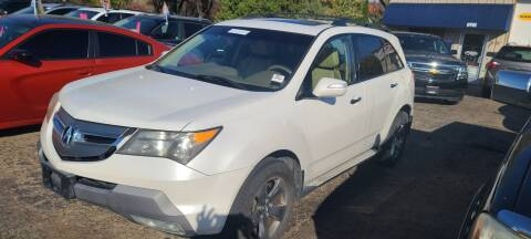 2007 Acura MDX for sale at Steve's Auto Sales in Madison WI
