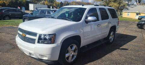 2007 Chevrolet Tahoe for sale at Steve's Auto Sales in Madison WI