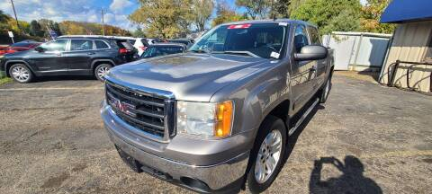 2008 GMC Sierra 1500 for sale at Steve's Auto Sales in Madison WI