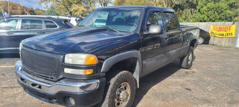 2005 GMC Sierra 2500HD for sale at Steve's Auto Sales in Madison WI