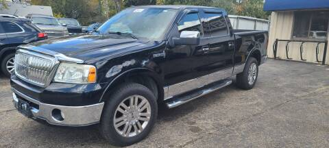 2007 Lincoln Mark LT for sale at Steve's Auto Sales in Madison WI