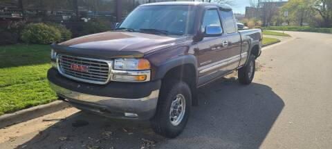 2002 GMC Sierra 2500HD for sale at Steve's Auto Sales in Madison WI