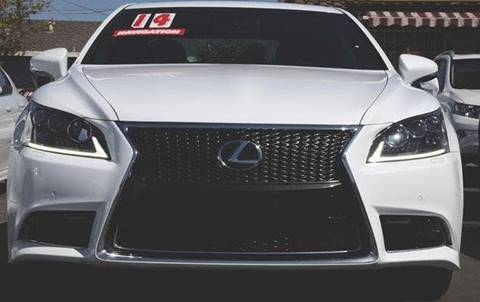 2014 Lexus LS 460 for sale at DL Auto Lux Inc. in Westminster CA
