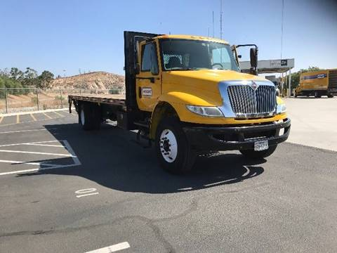 2015 International 4300 for sale at DL Auto Lux Inc. in Westminster CA