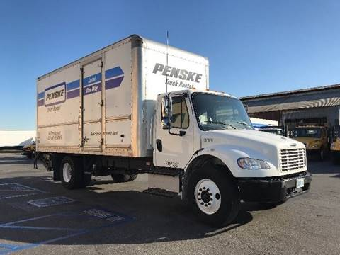 2015 Freightliner Business class M2 for sale at DL Auto Lux Inc. in Westminster CA