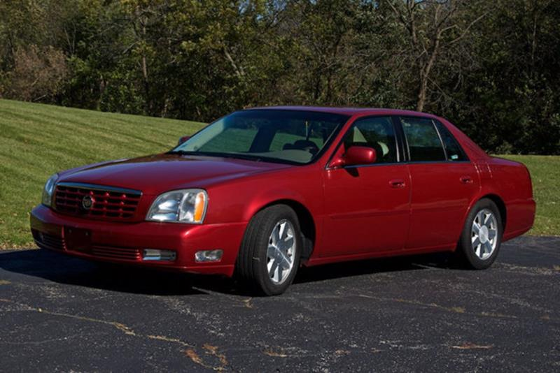 2005 Cadillac Deville Dts In Cary Il Autowerks