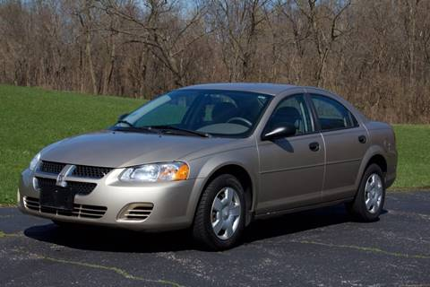 2004 dodge stratus rt coupe specs