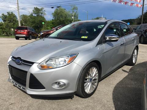 Used ford focus for sale in knoxville tn for Volunteer motors clinton hwy