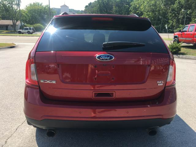 2013 ford edge sel in knoxville tn volunteer motors for City motors knoxville tn