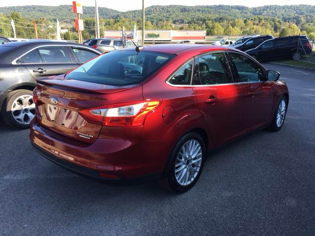 2014 ford focus titanium in knoxville tn volunteer for City motors knoxville tn