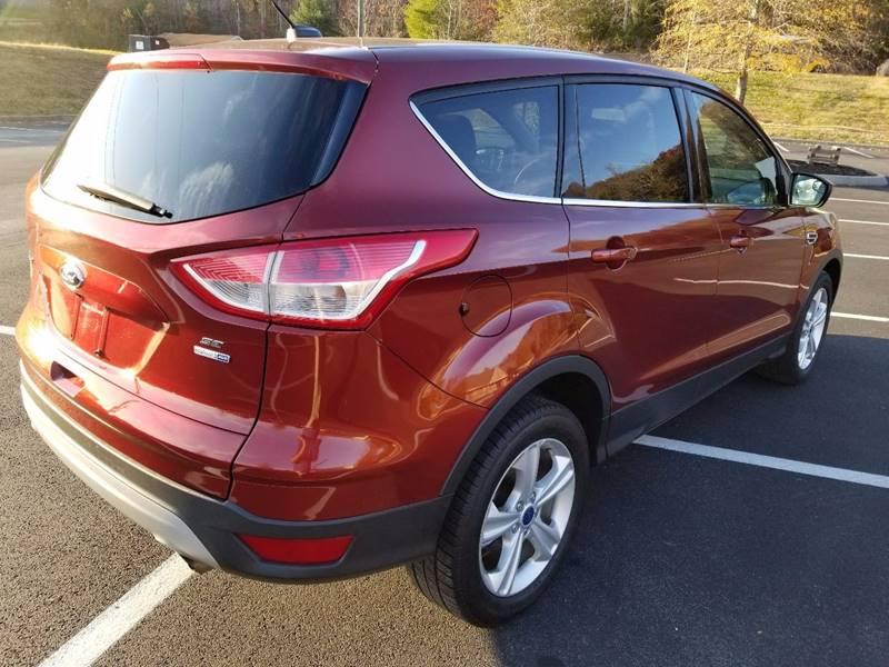 2014 Ford Escape Se In Knoxville Tn Volunteer Motors